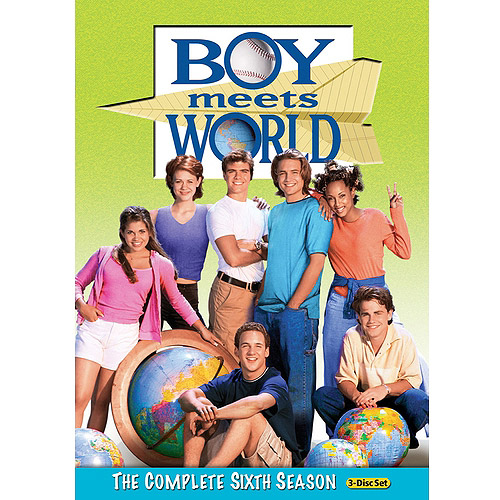 Boy Meets World: Season Six (Full Frame)
