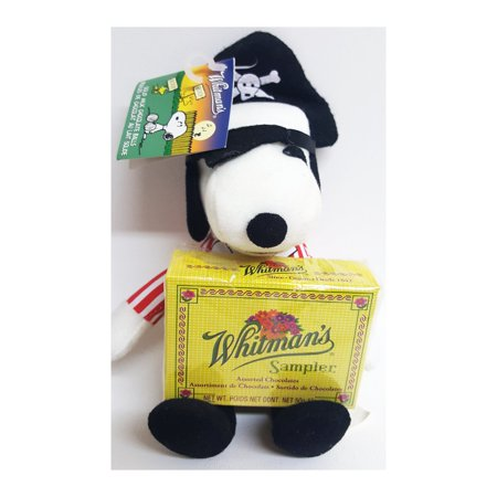 Peanuts Whitman's Halloween Pirate Snoopy 7