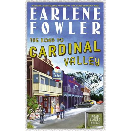 The Road to Cardinal Valley - eBook Cardinal Custom Showfile Display Books