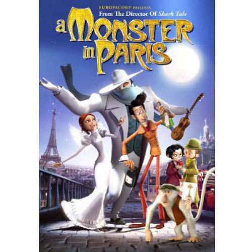 A Monster In Paris (Widescreen)