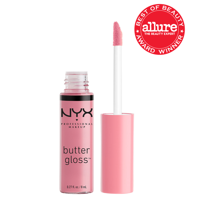NYX Professional Makeup Butter Gloss, Crme Brulee, 0.27 Oz