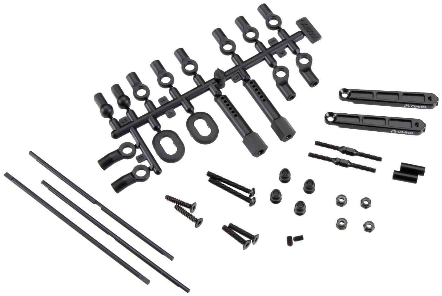Axial AX30781 Wraith Front Sway Bar Set by Axial