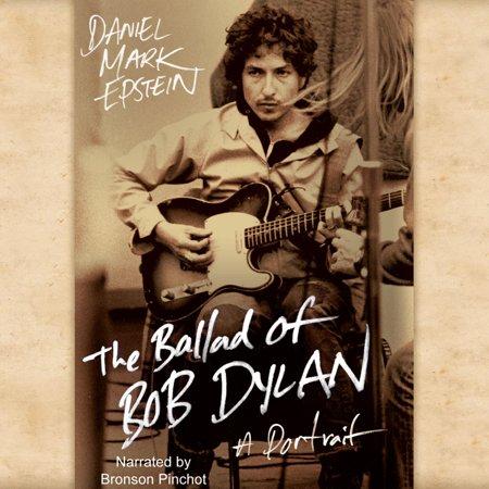 The Ballad of Bob Dylan - Audiobook