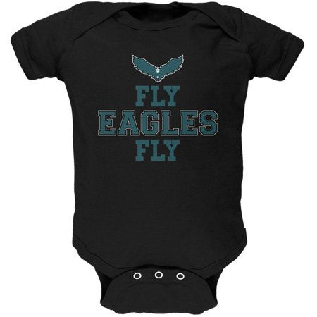 Eagles Onesie (Fly Eagles Fly Soft Baby One)
