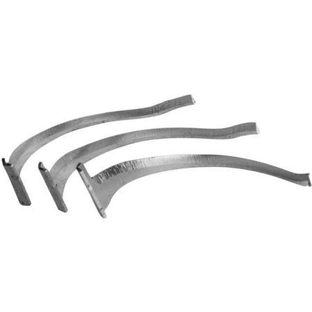 100 Arrow - Flying Arrow Tom Bomb Replacement Blades, 100 Gr