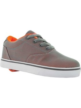 Heelys Launch Black / Rainbow Ankle-High Fashion Sneaker - 4M
