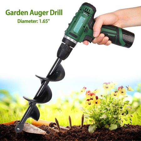 Electric Drill for Plant Planting Auger Bit Fence Post Hole Digger Dri