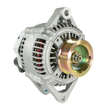 DB Electrical AND0122 New Alternator For 2.4L 2.4 3.0L 3.0 3.3L 3.3 3.8L 3.8 Plymouth Voyager 98 99 00 1998 1999 2000, Chrysler Town & Counry Van, Dodge Caravan, Chrysler Voyager 00 2000 4727329A Dodge Sprinter Van Alternator