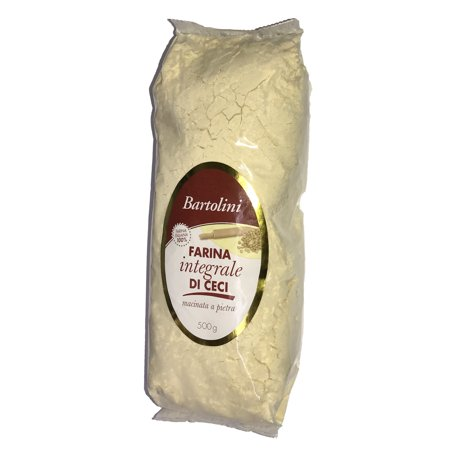 BARTOLINI Stone Ground Chickpeas Flour 17.6