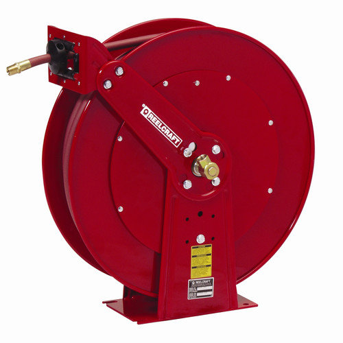 Reelcraft Heavy Industrial Grease Reel with Hose