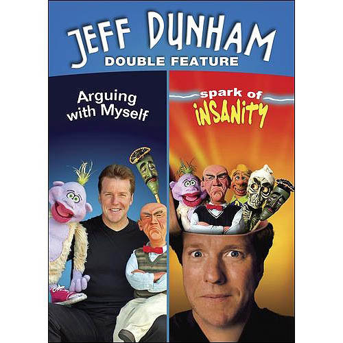 Jeff Dunham Double Feature: Arguing With Myself / Spark Of Insanity (Widescreen)
