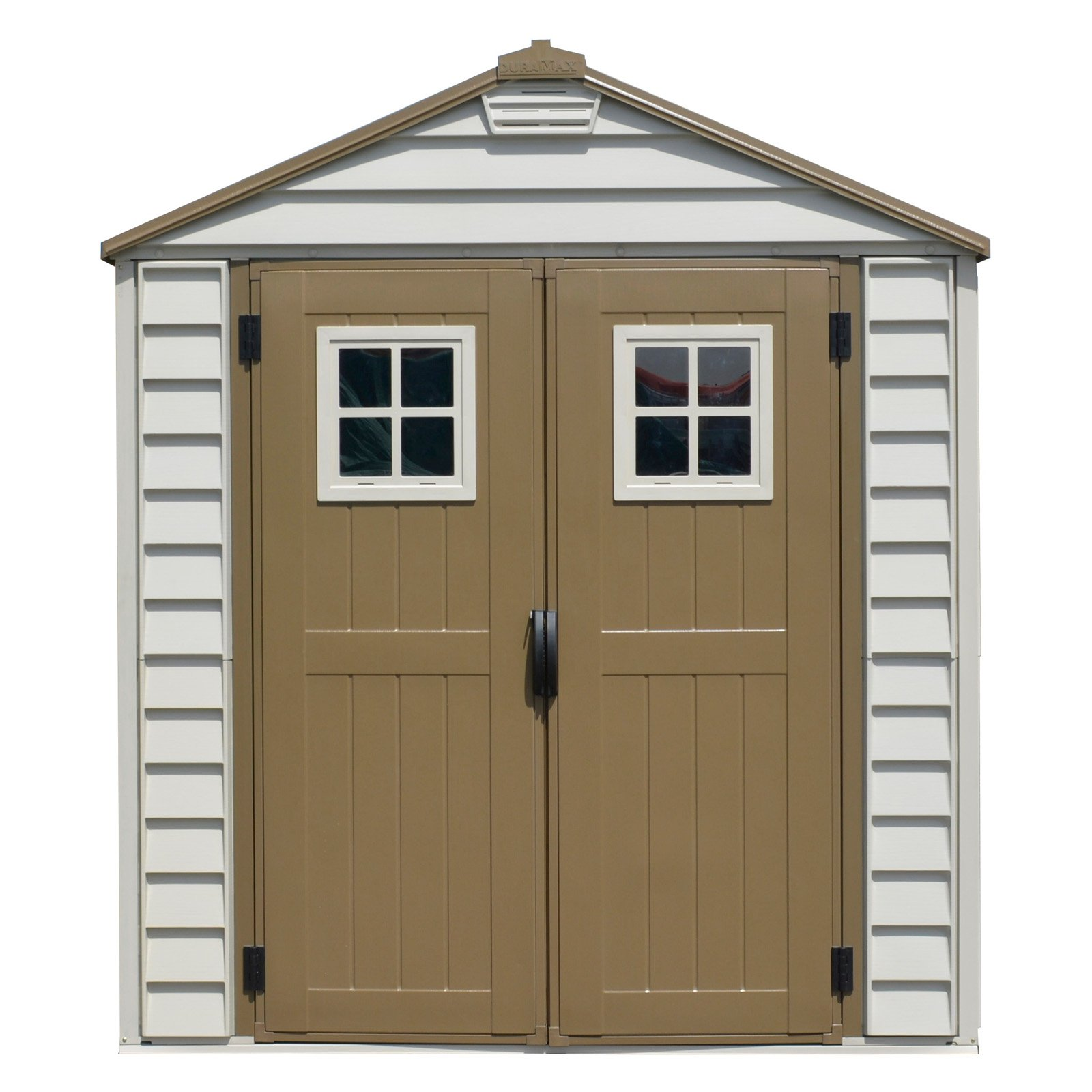 Duramax Building Products StoreMax Vinyl Shed with Foundation