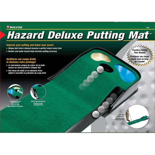 JEF World of Golf Putting Hazards with Ball Return