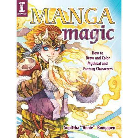 Manga Magic - eBook - Cartoon Annie