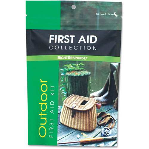 First Aid Only RightResponse Outdoor First Aid Kit, 32 pc