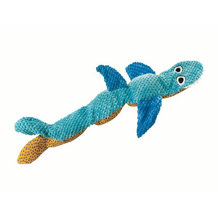 Stuffing Free Floppy Shark by Petstages