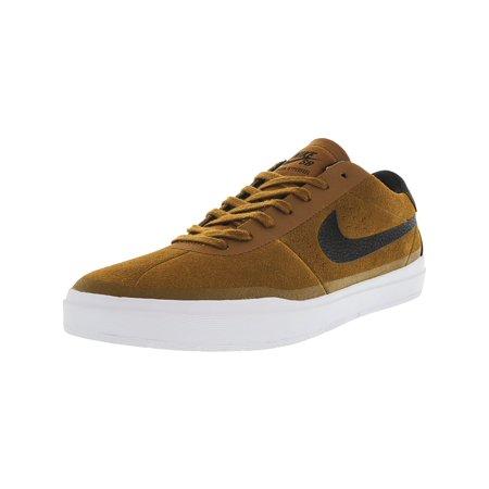 Nike Men's Sb Bruin Hyperfeel Hazelnut Black White Ankle