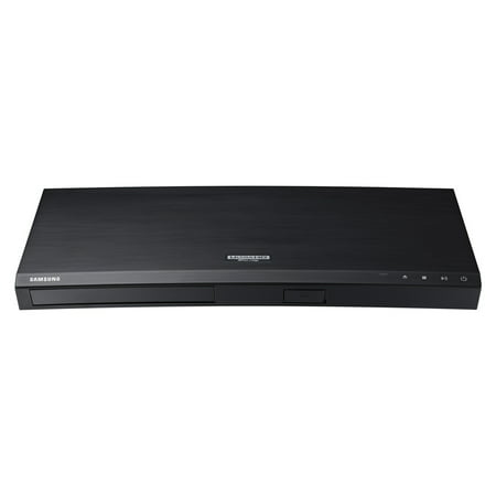 Samsung 4K Ultra-HD Blu-ray & DVD Player with HDR, Wi-Fi Streaming -