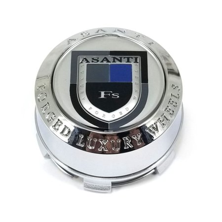 ASA Asanti Forged Luxury Wheels Chrome Wheel Center Hub Cap LEXANI PV CAP -