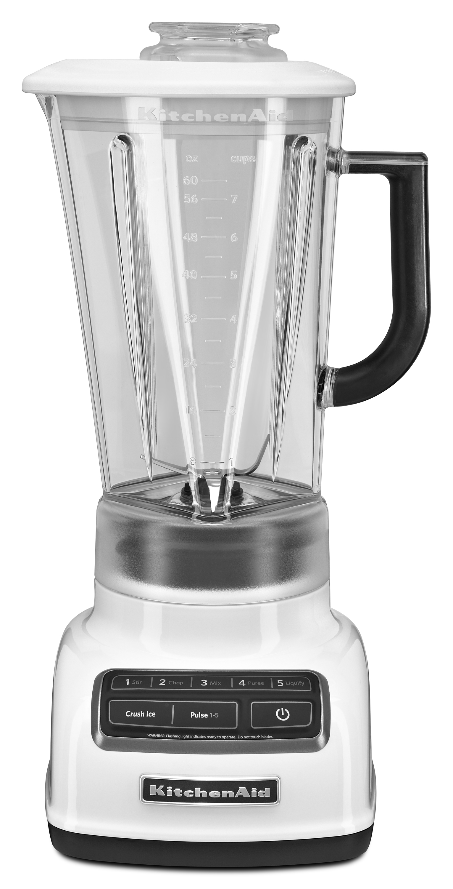 KitchenAid® 5-Speed Diamond Blender, White (KSB1575WH) - Walmart.com
