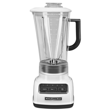 KitchenAid ® 5-Speed Diamond Blender, White (KSB1575WH)