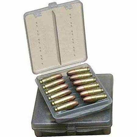MTM Handgun Ammo Wallet, .38/.357, 18 Rounds,