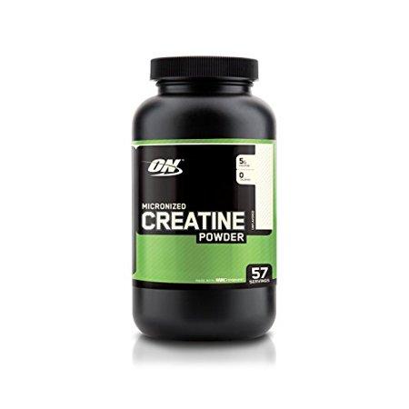 OPTIMUM NUTRITION Créatine poudre, sans saveur, 300g