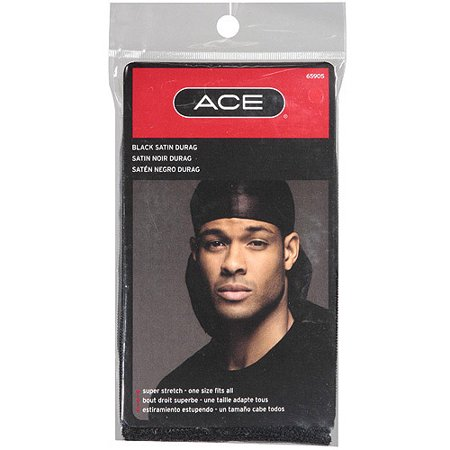 Goody Ace Satin Black Durag