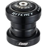 Ritchey Comp Logic 1-1/8 Threadless Headset: EC34/28.6 EC34/30 Black