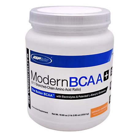 USP Labs Modern BCAA+ - Berry Burst / 30 Servings - 18.89 oz - Use Labs