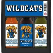 Hot Sauce Harrys 5708 KENTUCKY Wildcats Mini Grilling Set - 5oz