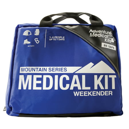 Easy Care Medical Kit, Mountain - Adventure Medical Easy Care