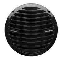 Rockford Fosgate Prime Rm112d4b Speaker - 200 W Rms - 400 W Pmpo - 22 Hz To 250 Hz - 4 Ohm - 89 Db Sensitivity - Marine (rm112d4b)