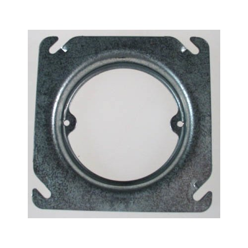HubbellRaco 4'' Square Box Fixture Cover