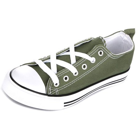 Girls Sneakers Classic Lace up Tennis Shoes for Toddler Little Kid Big Kid - Converse For Toddler