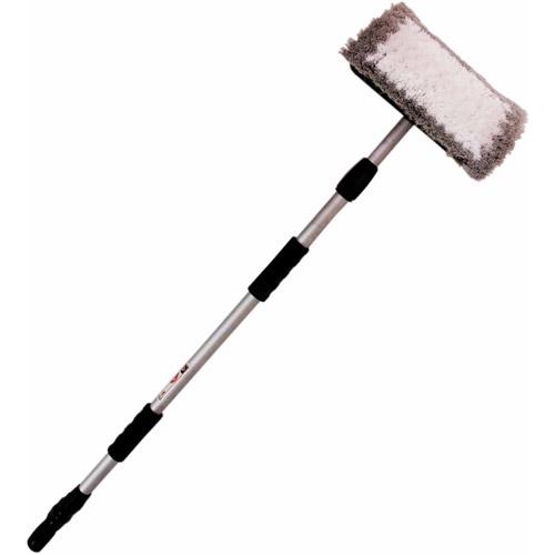 6' Heavy Duty Bi-level Flo Thru Brush