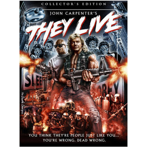 They Live (Collector's Edition) (Widescreen)