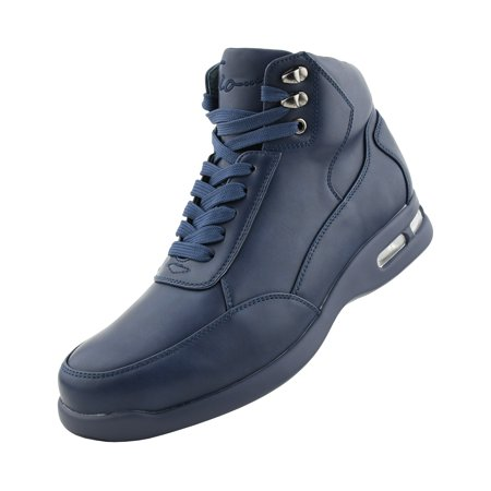 sio  sio mens high top sneaker boots faber men's stylish