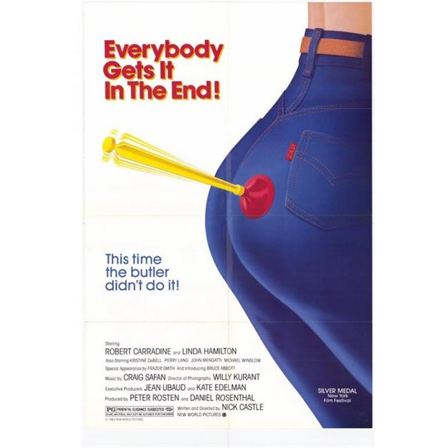 Posterazzi MOVIH2626 Everybody Gets It in the End Movie Poster - 27 x 40 in. - image 1 of 1