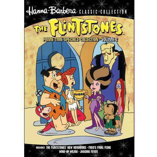 Flintstones Flintstones Vol. 2-Prime-Time Specials Collection [DVD] by