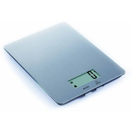 Mainstays Stainless Steel Digital Kitchen Scale