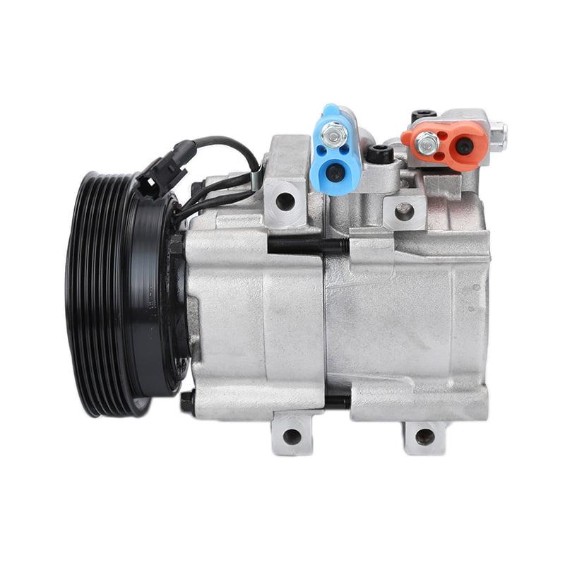 A//C Compressor w// Clutch 58185 For 99-06 Hyundai Sonata Kia Optima 2.5L 2.7L