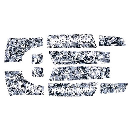 - Hydro Turf Mat, Venture / Xl1200 98/blk/cutgroove