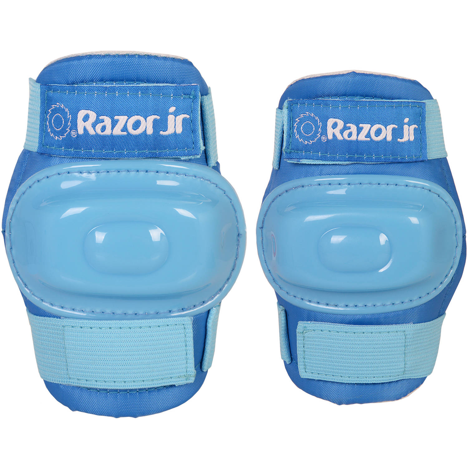 Razor Jr. Pad Set, Blue