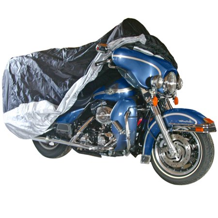 Deluxe Series Motorcycle Covers - Extra Large Deluxe Cruiser & Touring Motorcycle Cover