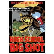 Mystery Science Theater 3000: High School Big Shot (1994) by