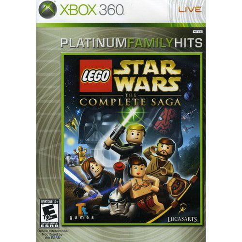 LEGO Star Wars: Complete Saga (Xbox 360)