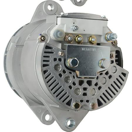 8320 Series - New Alternator for International 5000-5900 Series 1997 1998 1999 2000 2001 2002 2003 8320, 4860J, 4860JB, 4860JBRM, A0014860JB, RJ4860, 2MJ54, 5034-4860JB, 513151, 521601, 71251, 85106546, LN4860JB