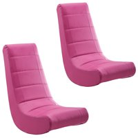 Dwell Kids Upholstered Video Rocker - 2 PACK, Available in Multiple Colors