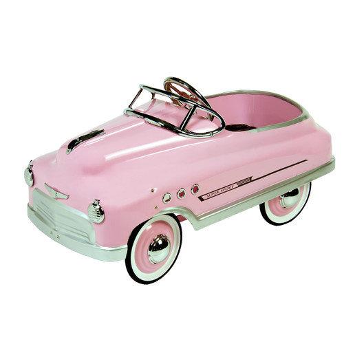 Pink Comet Sedan Pedal Car